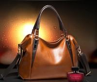 2015 women messenger bags new women handbag fashion genuine leather bag portable shoulder bag crossbody bolsas women leather bag