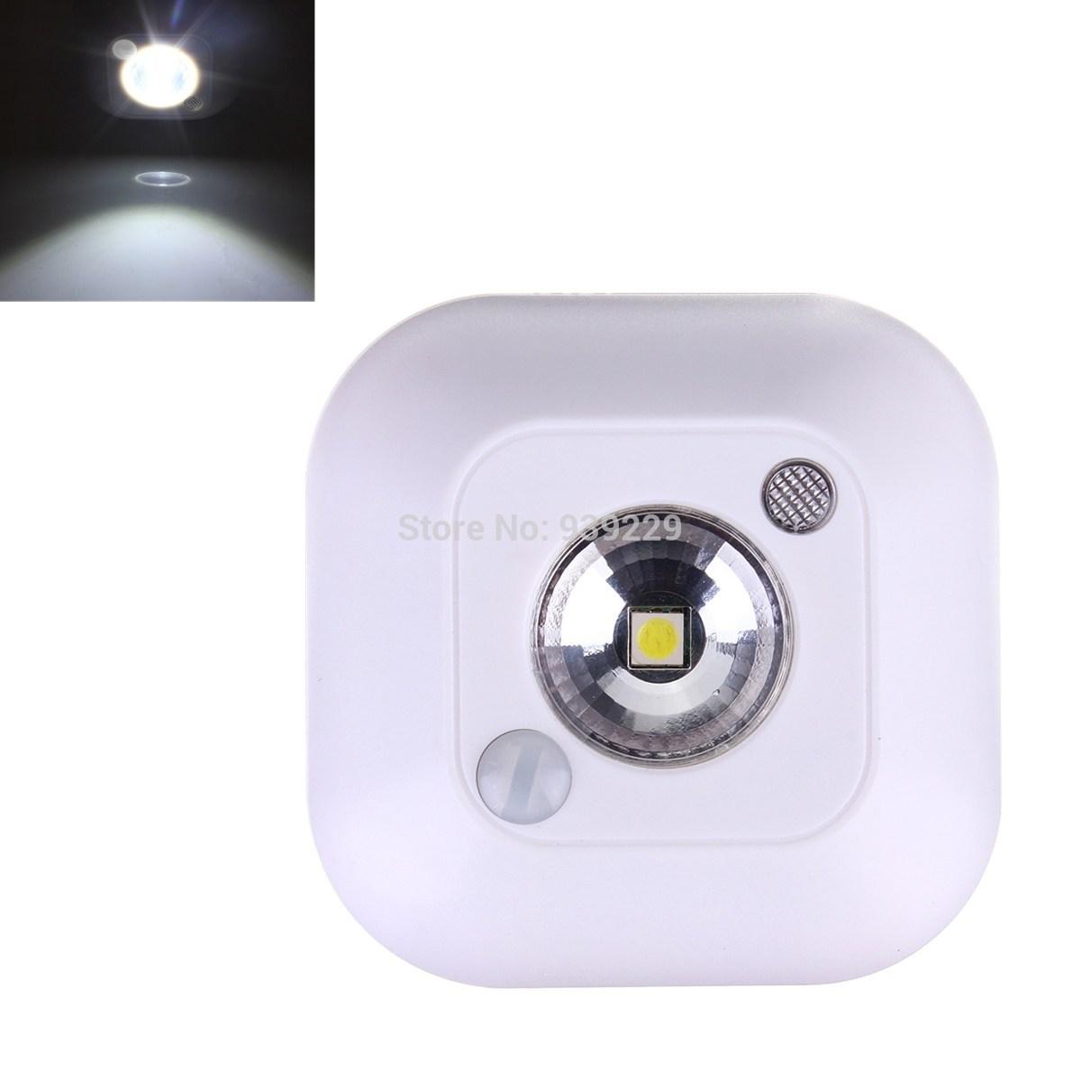 Keuken Lamp Op Batterij : Battery Powered Motion Sensor Light