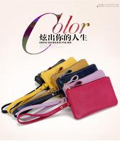 Genuine Leather Wallet Women Handbags Wallets Clutch Bags Hot Sale Brander Design  Ladies Purses