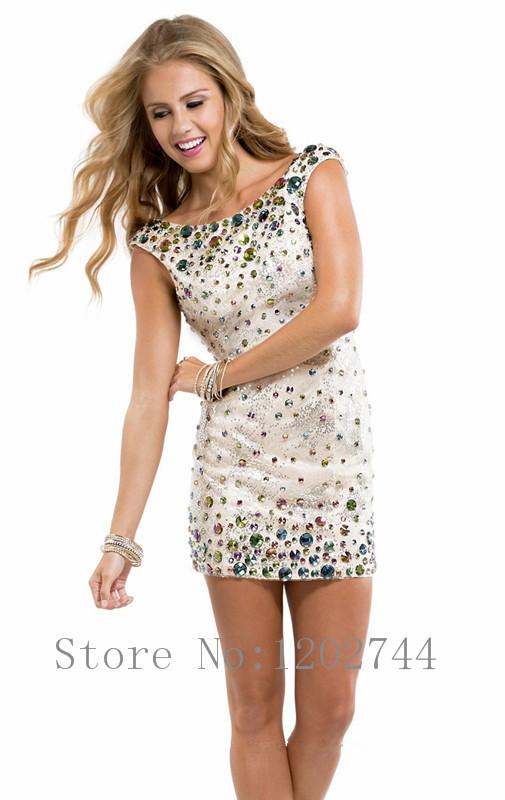 Коктейльное платье Store No:1202744 2015 Vestido  BJ4320 managing the store