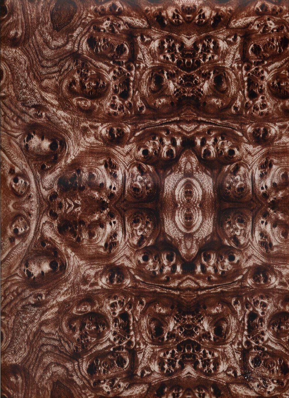 designed birdeye walnut burl wood grain Water tranfer Printing,M-215,Aqua Print for furniture,Lamp bases,Hydrographic FILM(China (Mainland))