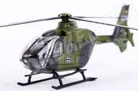 NEW 1:72 METAL AMER Germany ec-135 helicopter Diecast Model plane toy military