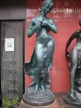 Peace Messenger Cities outdoor sculpture bronze sculpture art crafts decorations hotels bronze ornaments(China (Mainland))