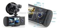 Free shipping X3000 Full HD H.264 HDMI GPS car camera 140 G-sensor IR LED Night Vision Car DVR