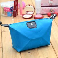 2015 new Fashion Women Waterproof Zipper Cosmetic Makeup Bag pouch women's organizer handbag travel bags