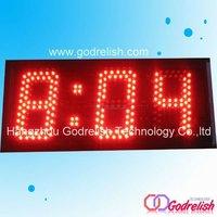led countdown table timer,led desk timer clock