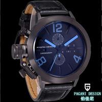 Watches men luxury brand Multifunction Pagani Design 2332 quartz men sport wristwatch dive 30m military watch relogio masculino