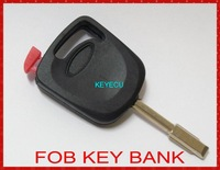 Replacement Transponder Key Fob With Chip ID4C For Cougar Escort Fiesta Ka Mondeo Puma Scorpio Transit