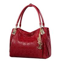Luxury famous brand women handbag genuine leather bag female shoulder bags women messenger bags designer tote bolsas femininas