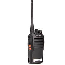 Portable Black BaoFeng BF-777S 2-Way Radio Walkie Talkie Interphone UHF 5W 16CH Free shippingFree Shipping