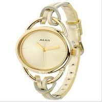 HOT 10 colors Leather Strap Watch , hand-knitted leather watch,women' watch