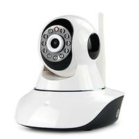 T903 720p 1.0MP HD Surveillance Wireless IP Surveillance Camera/ Wi-Fi /TF Slot/ 11-IR LED,P2P Connect
