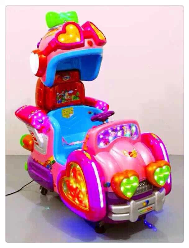 coin operated kiddie rides, rocking machine, love ship(China (Mainland))