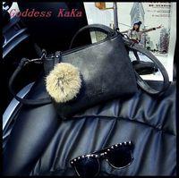 2015 New design Matte Messenger bag for Fashion Women Casual Shoulder Bag Genuine Leather Crossbody bag all-match bolsas MG001