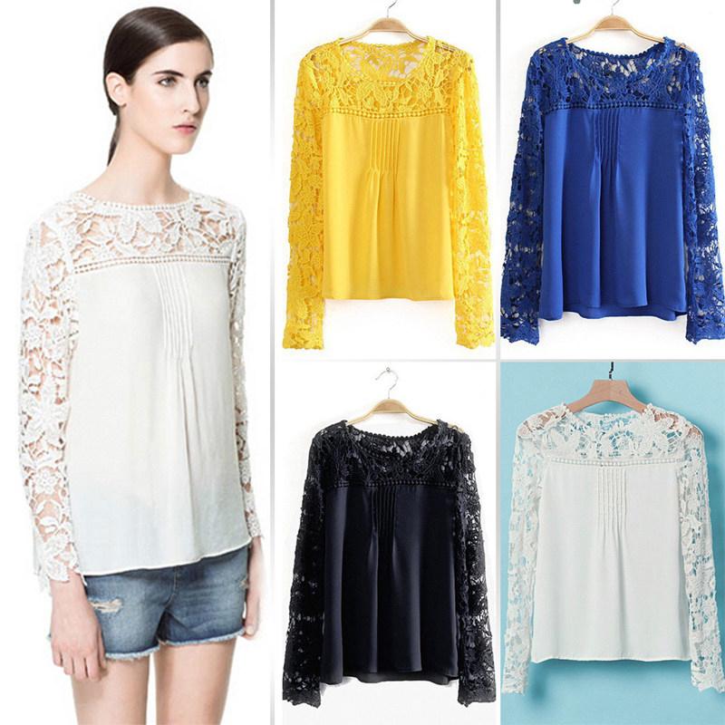 Женские блузки и Рубашки Brand New 2015 roupas blusas femininas G0856-A женская футболка brand new 2015 tshirt roupas femininas