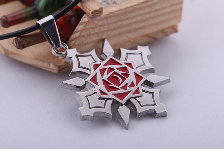 freeshipping! 2014 new Vampire Knight  pendant necklace 20pcs /lot movie jewelry(China (Mainland))