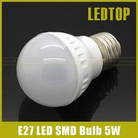 High Power E27 Led Bulb 2835SMD 5W Lamp 220V 230V Light For Home Spotlight Lamps chandelier 170 degree Bombillas