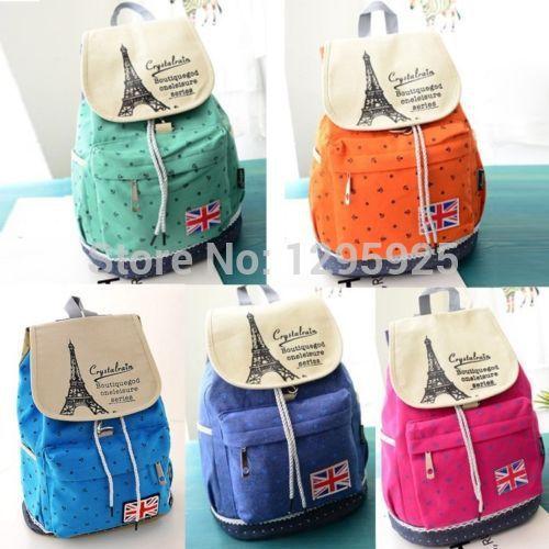 Рюкзак GL-BRAND Bookbag gl brand vogue 3colors jf0017