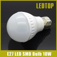 Super Brightness E27 Led Bulb 2835 SMD 10W Lamp AC 220V 230V 15leds Light For Home chandelier High Lumens Bombillas