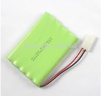 10PCS/LOT New AA 12V 1800MAH Ni-MH Rechargable Battery Batteries Pack Free Shipping