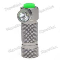 TrustFire Z1 Cree XP-E-Q5 3-Mode 380-Lumen Memory LED Flashlight(1x16340)