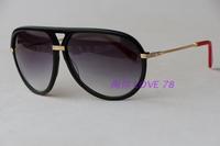 sun glasses for men croisette2 black red oval frames women sunglasses brand designer 2015