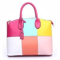 Promotion Fashion Designer OPPO Brand Women Handbag Cowhide Genuine PU Leather New Luxury Bag Woman Shoulder Retro Messenger Bag