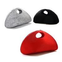 hot sale new product wholesale eco friendly durable bag felt handbag made in china