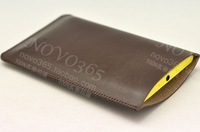 high quality Ultrathin Leather Case sleeve bag For Nokia Lumia 1020 Slim-line jacket liner