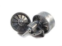 Mato 1:16 1/16 Sherman metal idler wheels with adjustable tensioner for Mato metal 1230 M4A3(75)W 100% metal tank
