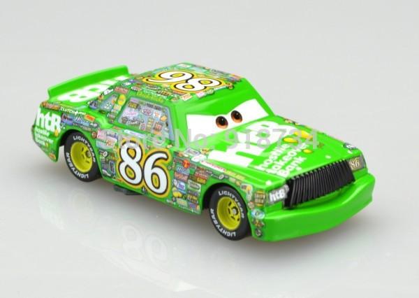 100% original --- Chick Hicks Pixar Cars diecast figure TOY New # 86 free shipping(China (Mainland))