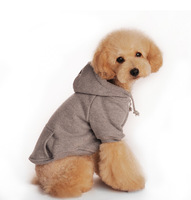 Free Shipping 2015 Fashion Dog Clothes Sweater Super Pet Clothing T-Shirt 4 Colors Size XS-XXL 10pcs/lot