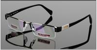 Titanium Alloy Antirrflective coated with box Senator oculos gafas de lectura business reading glasses+1 +1.5 +2 +2.5 +3 +3.5 +4