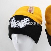 fashion hat Beanies gorro Hats hip hop wool winter Cotton wool cool knitted snowboard cap beanie man women brand free shipping