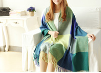 New Arrival 2015 Hot Selling Long Scarf  Cashmere warm scarf  Free shipping