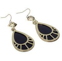 Hot 1Pair Hot Women Fashion Jewelry Vintage Big Drop Dangles Earrings For Sale