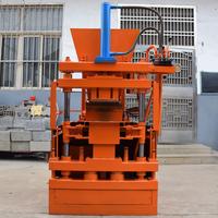 manual interlocking clay brick making machine,LY1-10