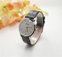 Ms authentic quartz waterproof leather fashion stainless steel watch diamond watch retro watch women not mechanical