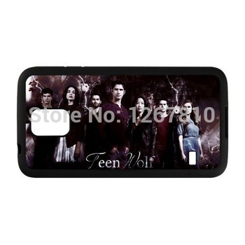 Hight Quality Teen Wolf best Custom cell phone bags Cover Case For Samsung Galaxy S3 9300 S4 9500 S5 Mini Note 2 3(China (Mainland))