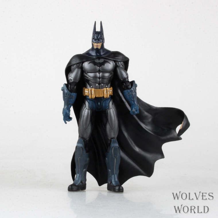Free Shipping 18cm Original edition DC Comics Super heroes Batman action figures Wholesale DC-01(China (Mainland))