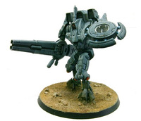 TAU BATTLESUIT COMMANDER SHAS'O R'ALAI WITH DRONES free shipping