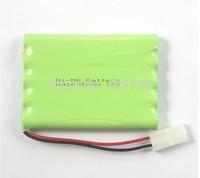 4PCS/LOT New AA 12V 1800MAH Ni-MH Rechargable Battery Batteries Pack Free Shipping