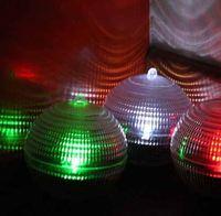 Free Shipping Solar Lamp LED Floating Changeable Solar Light Multi-functional