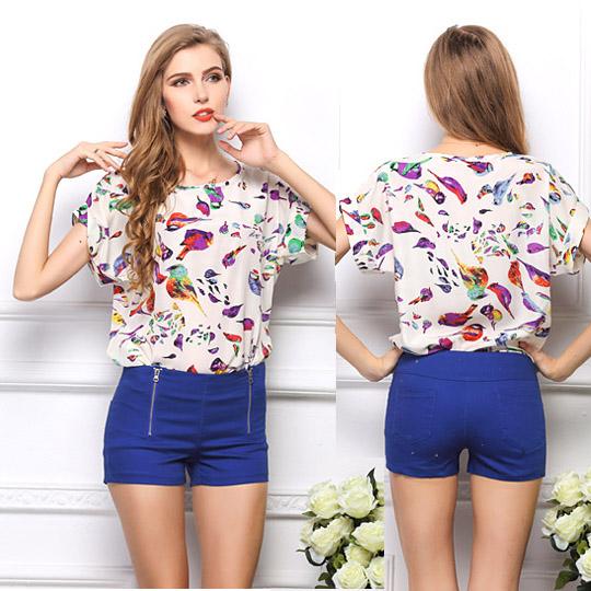 Женские блузки и Рубашки Carry 2015 Camisas Roupas Blusas Femininas T15462 женские блузки и рубашки summer blouse blusas femininas 2015 roupas s
