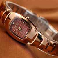 2015 new ladies quartz watch women rhinestone wristwatch 3 color fashion casual watch famous brand diamond watch dress watch