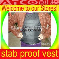 Wholesale Stab proof Service of nonrigid stab proof vest bullet proof clothing cut-resistant gloves self-defense equipment