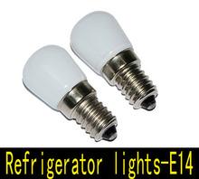 Новый продукт E14 5 Вт холодильник из светодиодов освещение мини лампа 220в ~ 240 В яркий крытый лампы для холодильник с морозильной камерой, 1 шт./лот(China (Mainland))