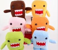Wholesale 19cm Domokun funny domo-kun doll children novelty item creative gift  kawaii domo kun plush toy for kids party favor