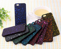 Hot Sale 2015 Brand New Ultrathin Starry Sky Series Case Protective Back Cover Frosted Phone Cases For Apple iPhone 5 5S