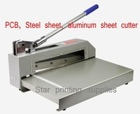 Aluminum Sheet Cutter Heavy Duty PCB Board Polymer Plate Metal Steel Sheet Cutting Machine Shear